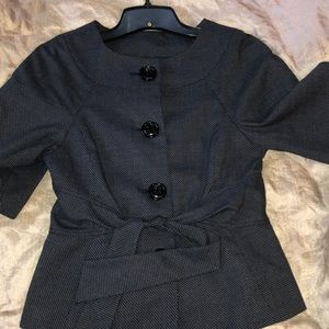 """Feminine, suit blazer from """"The Limited""""."""